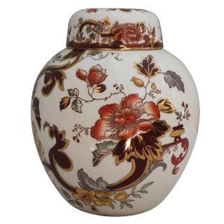 English Mason's Ginger Jar