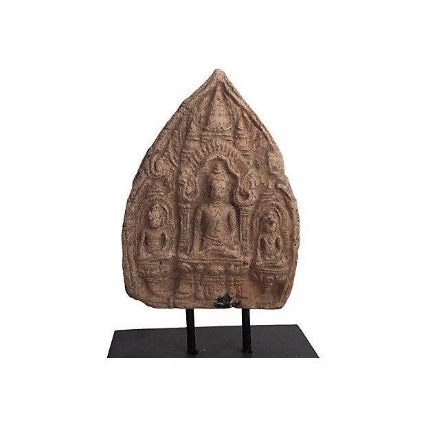 Burmese Buddha Amulets - Set of 3 - Image 4 of 6