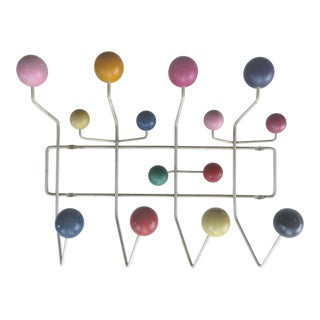 Original Eames Hang-It-All Coat Rack
