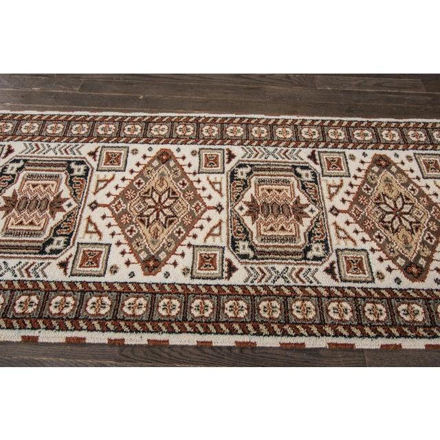 "Apadana - Modern Kazak Rug, 2'10"" x 10'1"" - Image 5 of 5"