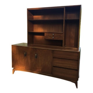 Mid-Century Modern Gordon Furniture Co. Hutch