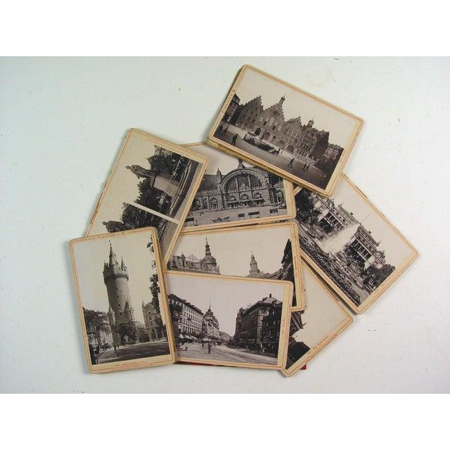 1896 Frankfurt, Germany Photo Book - Image 4 of 4