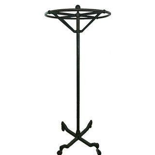Antique Spinning Solid Cast-Iron Clothing Rack
