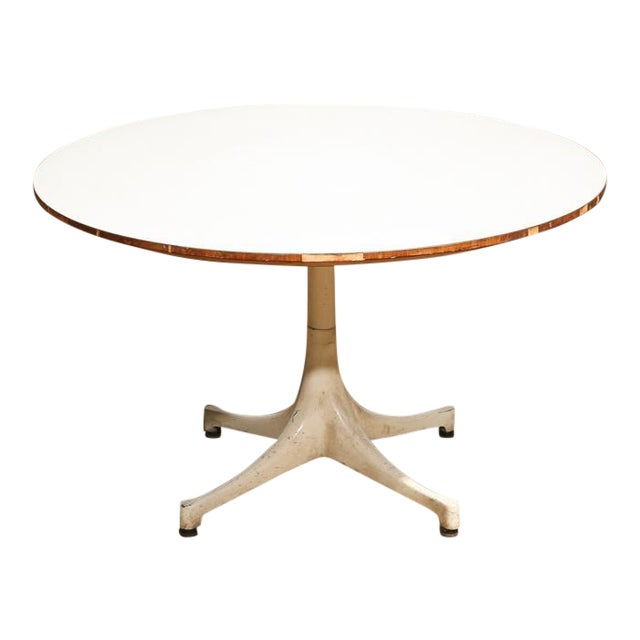 George Nelson Round Coffee Table - Image 1 of 8