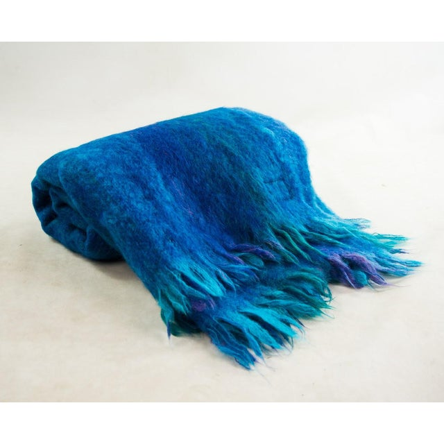 Avoca Handweavers Handmade Mohair Throw - Image 8 of 8