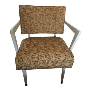 Vintage Mid-Century Upholstered Chair