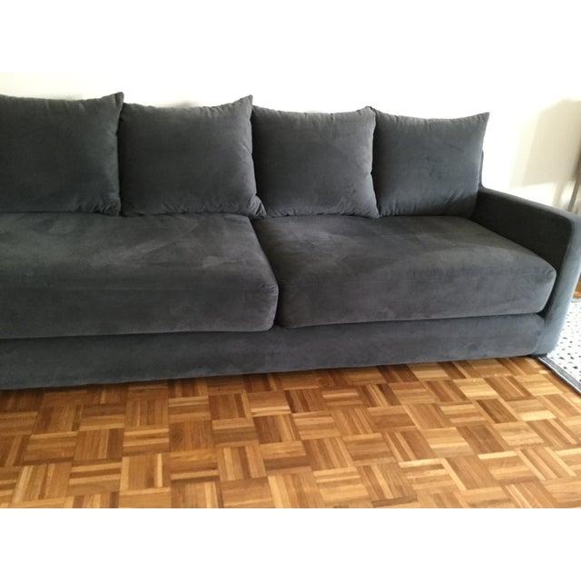 Gus* Modern Flipside Velvet Sofa - Image 7 of 10