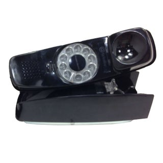 Black WE Trimline Wall Phone Rotary Dial SALE!