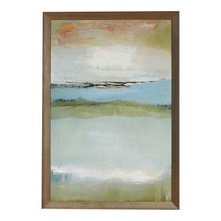 """Ethan Allen Large Scale """"Floating World"""" Giclee"""