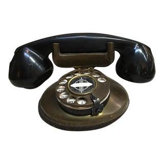 Vintage 1930's Deco Telephone