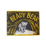 Image of Vintage 1954 Beady Bear, 1st Edition Book