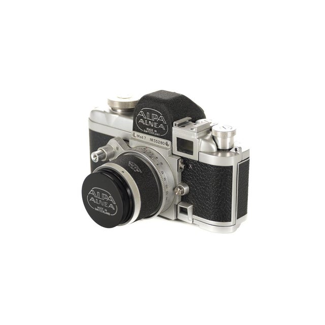 Alpa Alnea Model 7 W/50mm 1.8 Camera - Image 3 of 10