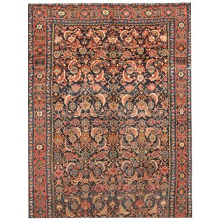 Antique 19th Century Caucasian Kuba Gallery Carpet