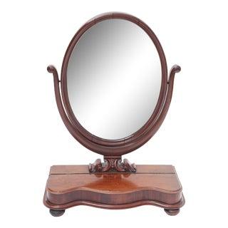 Mahogany Vanity Dresser Mirror