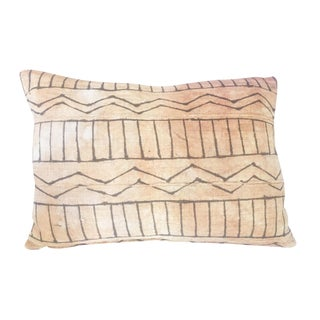 Vintage Mudcloth Pillow