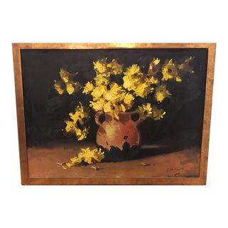 European Still Life Oil Painting