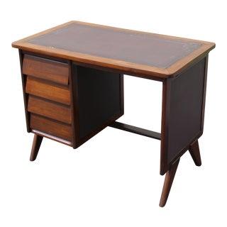 Mid-Century Walnut Desk