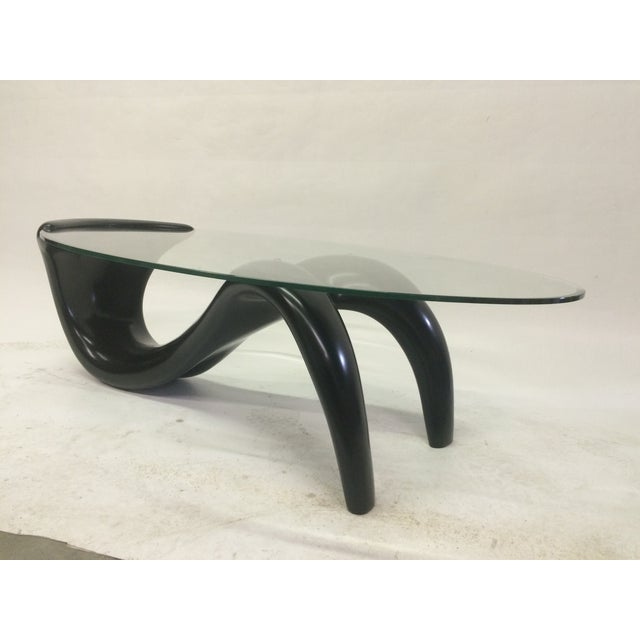 Image of Biomorphic 1980s Coffee Table