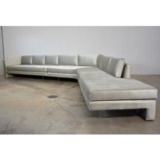 Vladimir Kagan Omnibus Sectional Sofa