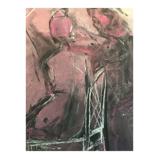 'Pink Shadow' Original Sketch