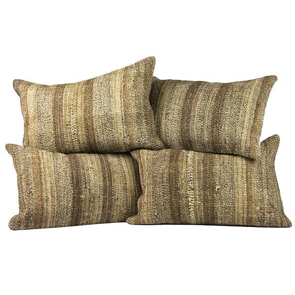 Large Lumbar Pillows - Set of 4 - Image 1 of 3
