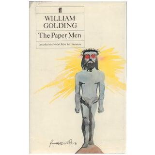 William Golding's The Paper Men, 1st Ed
