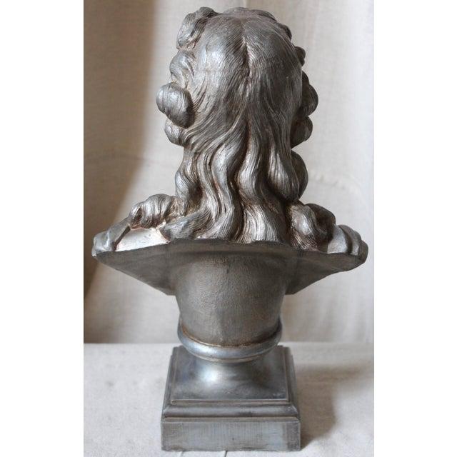 Spelter Bust of Schiller - Image 6 of 10
