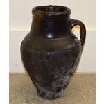 Image of Greek Antique Pottery, Glazed Koyroypa