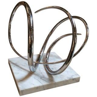 Joseph Domareki Abstract Modern Sculpture