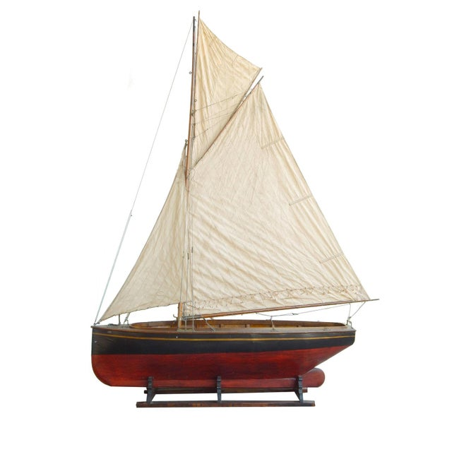 Enormous Model Boat - Image 2 of 10