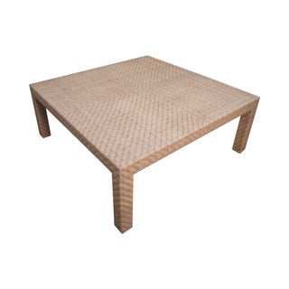 Oscar De La Renta/Century Punta Cana Coffee Table