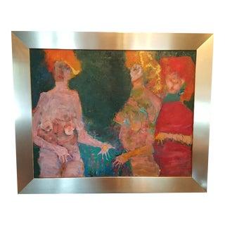Martin Sumers Original Painting