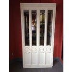 Image of Hollywood Regency Style Cabinets - A Pair