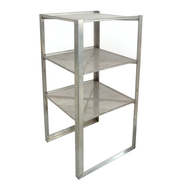 Perforated Steel Shelves - Image 1 of 5