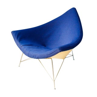 Vintage George Nelson for Herman Miller Coconut Chair