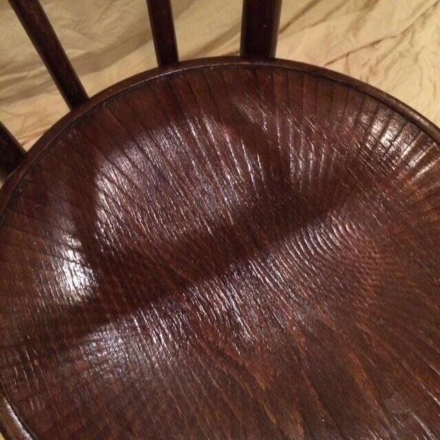 Vintage Thonet Bentwood Cafe Chair - Image 5 of 8