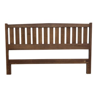 Stickley King Headboard