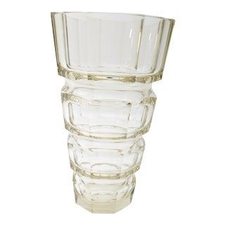 Art Deco Moser Vase