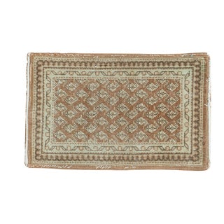 "Turkish Distressed Sivas Mat - 1'3"" x 2'"