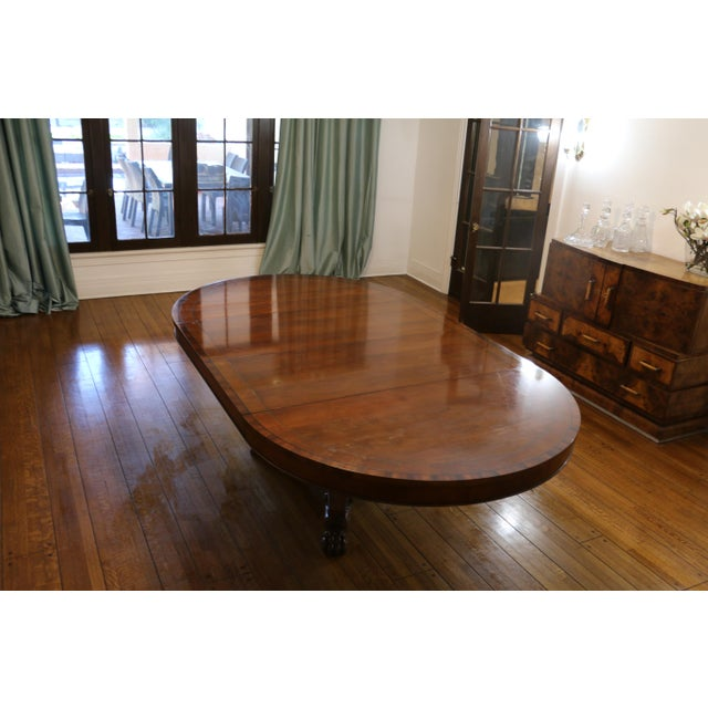 Baker Dining Room Table - Image 4 of 11