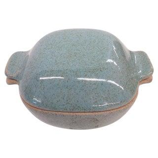 Glidden Vintage Speckled Mini Stoneware Casserole