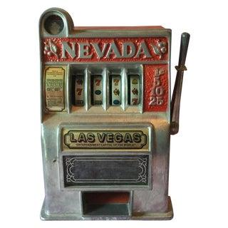 Antique Las Vegas Toy Slot Machine