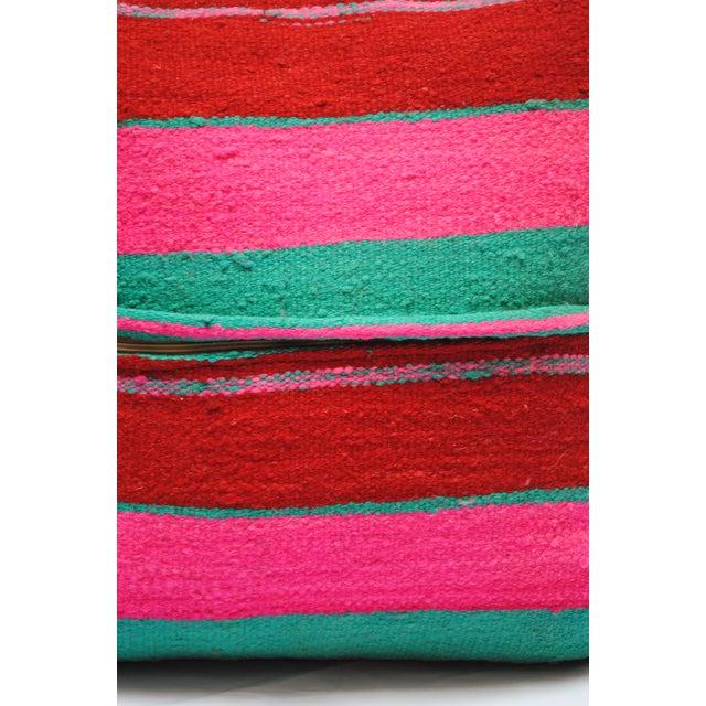 Moroccan Wool Pillow Sham - Image 4 of 4