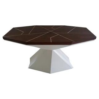 """Alberto Vieyra """"White Dining Table"""""""