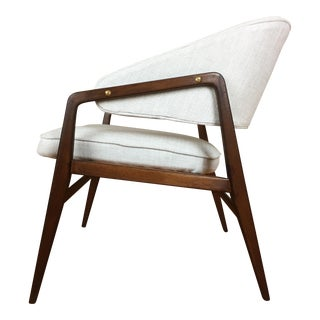 Mid-Century Modern Gio Ponti for Singer & Son Lounge Chair