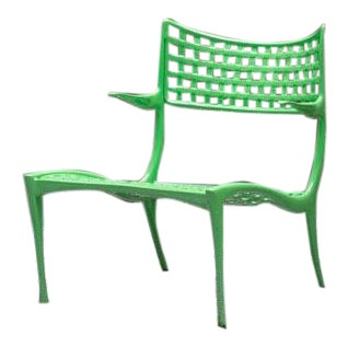Sol Y Luna Outdoor/ Patio Lounge Chair by Dan Johnson for Brown Jordan
