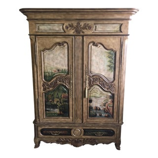 Thomasville Ernest Hemingway Parish Collection Armoire