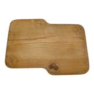 Artisan Made Oak Block Kitchen Cutting Board