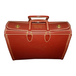 Stebco Tufhid Faux Leather Briefcase