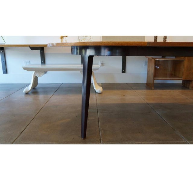 Edward Wormley Dinning Table - Image 6 of 9